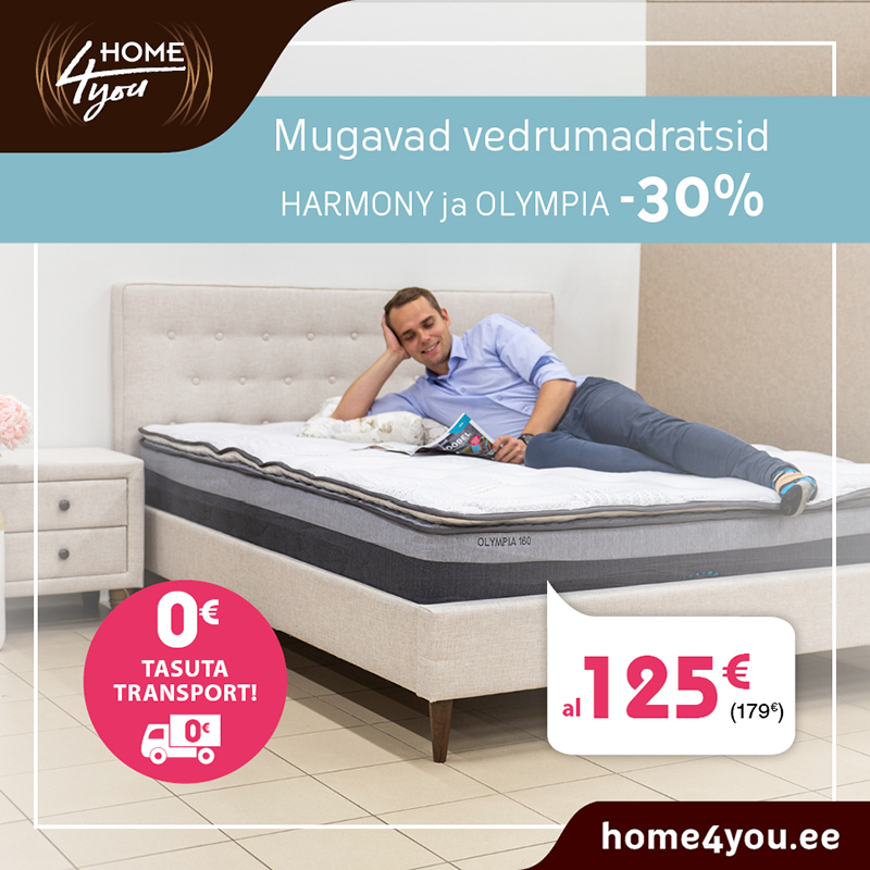 Home4you Vedrumadrats -30%
