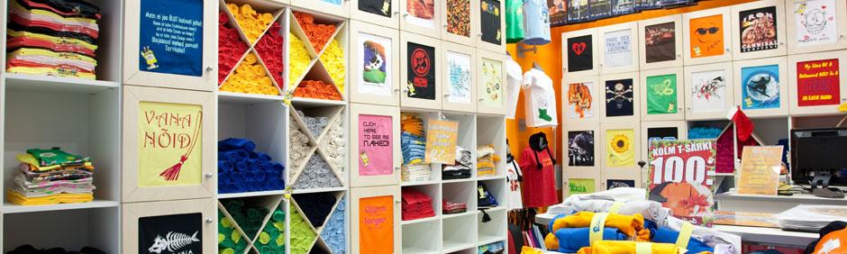 T Shirt Store | Gommap Blog