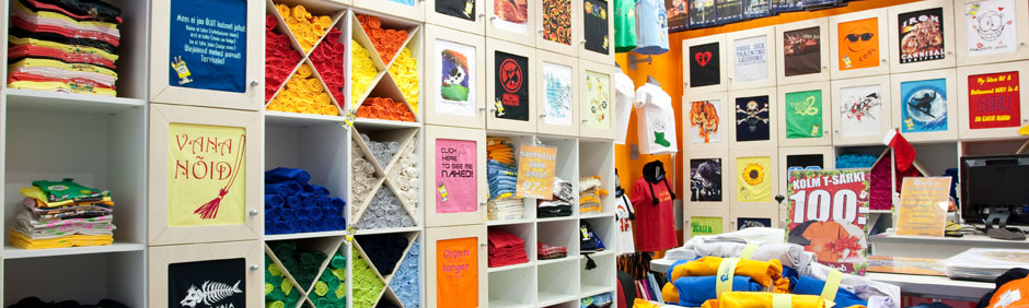 T Shirt Store