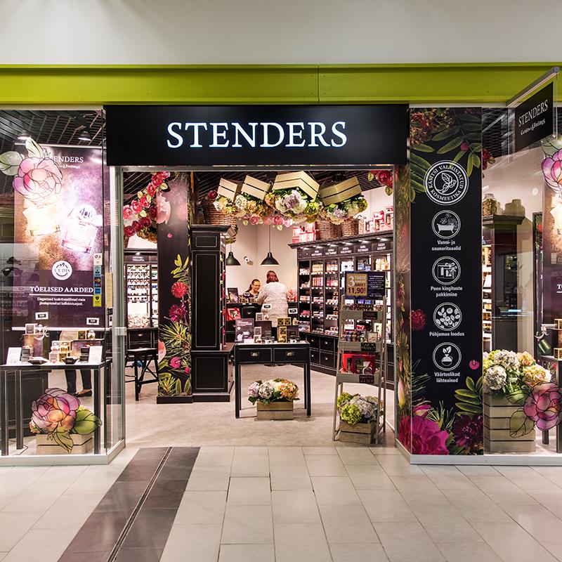 Image result for stenders