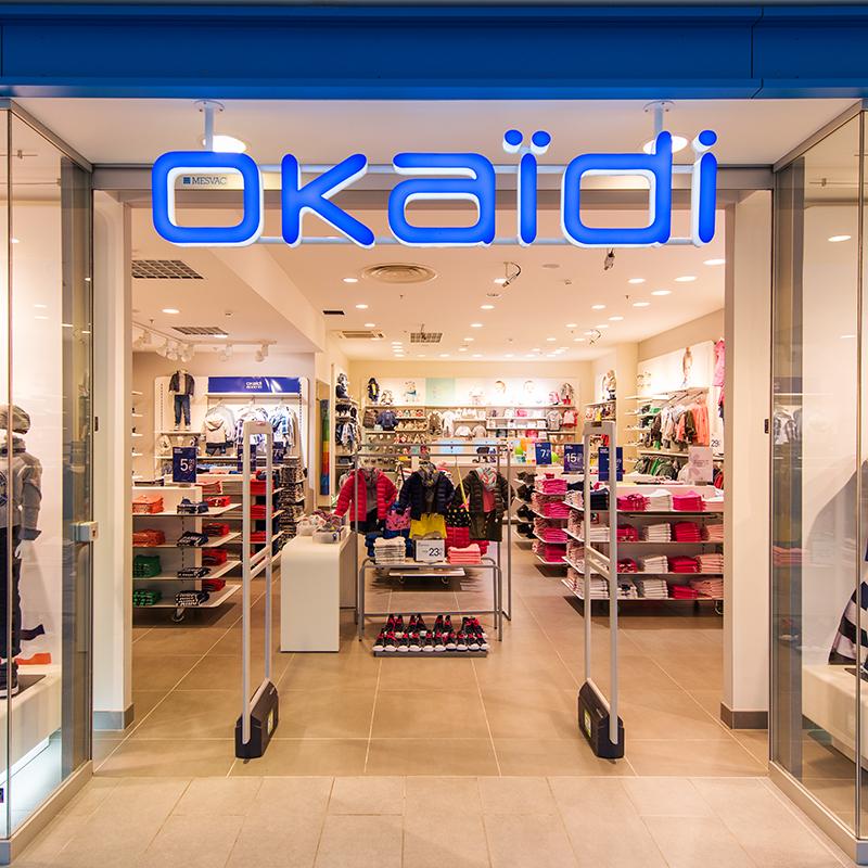 Okaidi: Скидки в дни распродаж