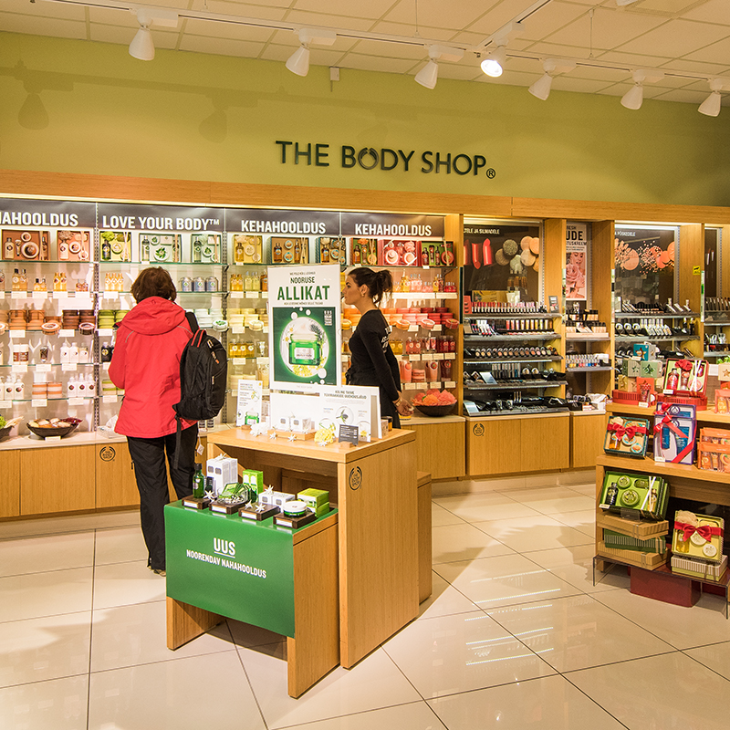 Kristiine Keskus The Body Shop