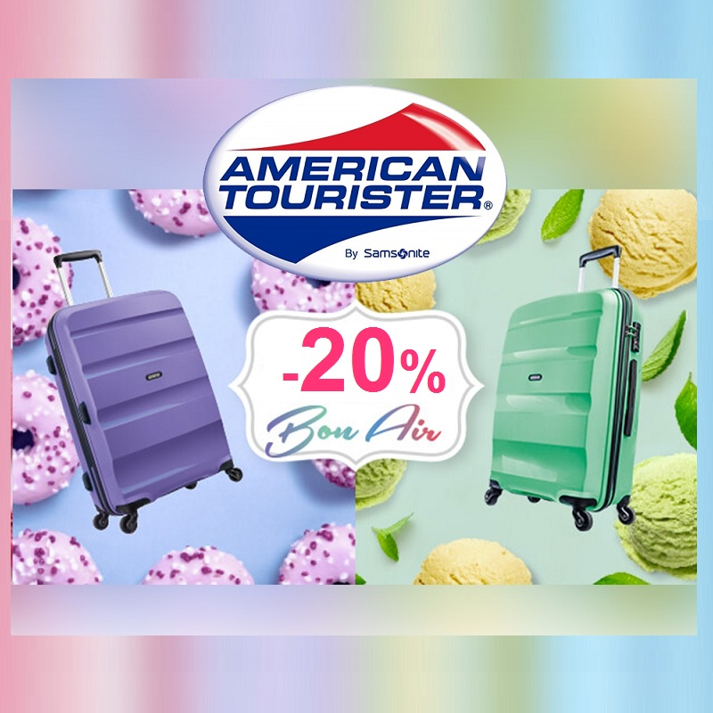 Samsonite Kohvrid Bon Air -20%