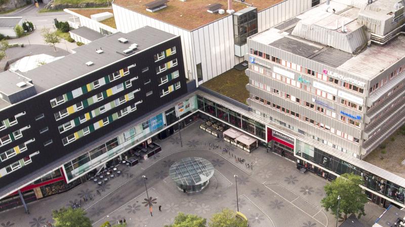 liljeholmens galleria öppettider