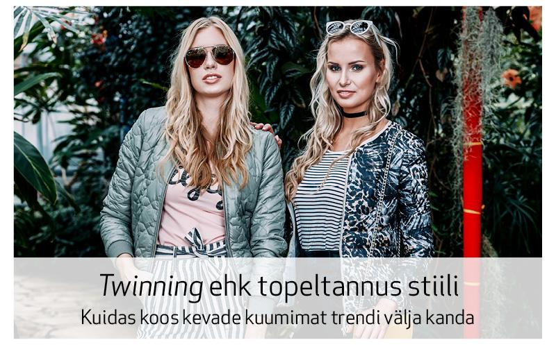 TWINNING EHK TOPELTANNUS STIILI