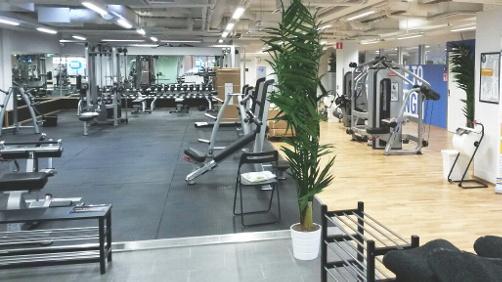 Fitness24seven Espoo