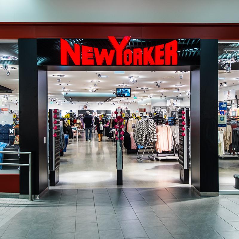 New yorker online shopping