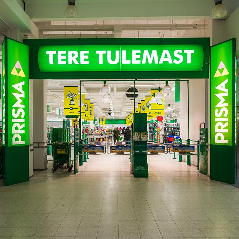 Prisma Tallinn - Rocca Al Mare